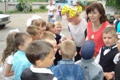 Детский праздник в Боровском